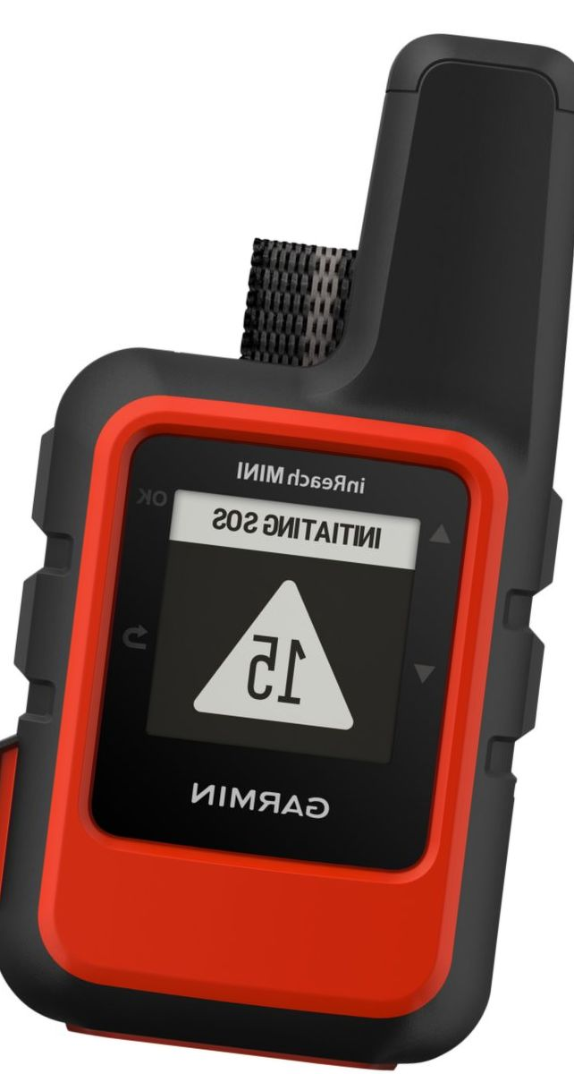 Garmin® inReach Mini Handheld GPS Satellite Communicator