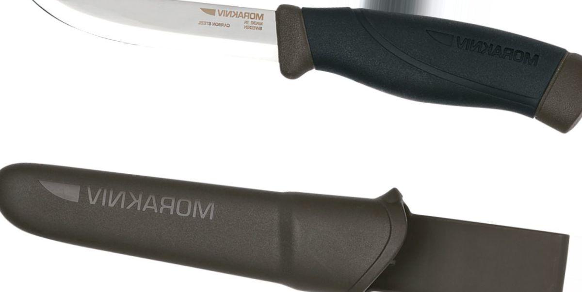 Morakniv® Companion Heavy-Duty Fixed-Blade Knife