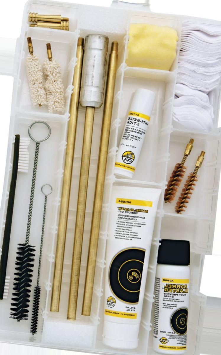 CVA® Deluxe Muzzleloading Cleaning Kit