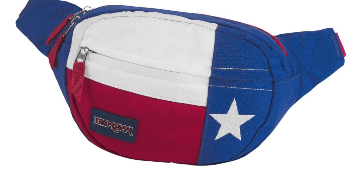 Jansport® Fifth Avenue Lone Star Fanny Pack