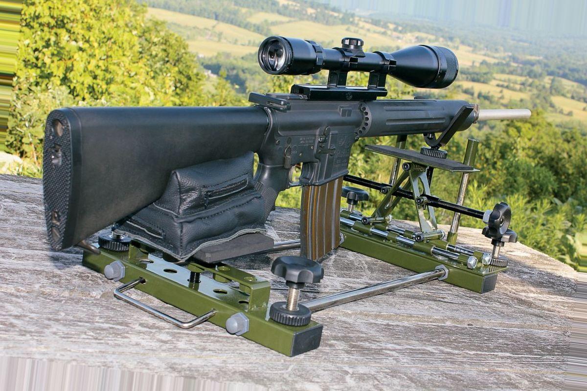 Hyskore® Rapid Fire Precision Shooting Rest