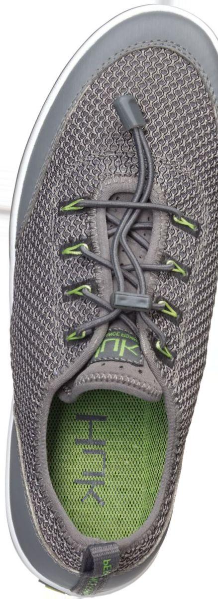 Huk™ Men's Mania Fishing Shoes - Grey