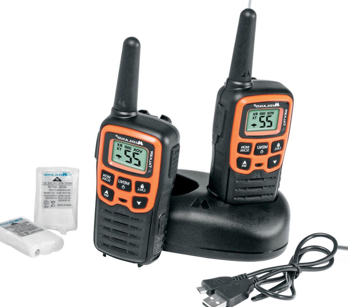 Midland® X-Talker XT T51 Radio Pack