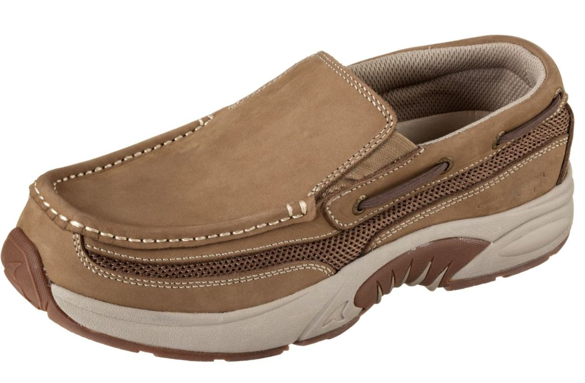 Rugged Shark® Men's Pacifico Slip-On Shoes