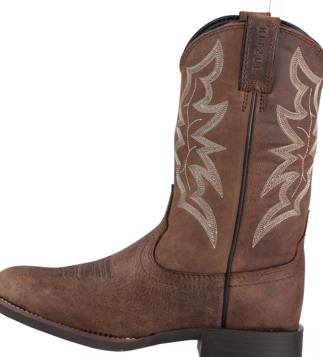 Justin® Mens Buster Western Boots