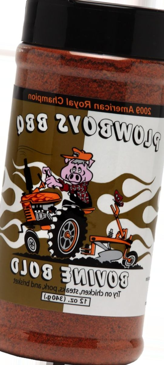 Plowboys BBQ Bovine Bold Seasoning
