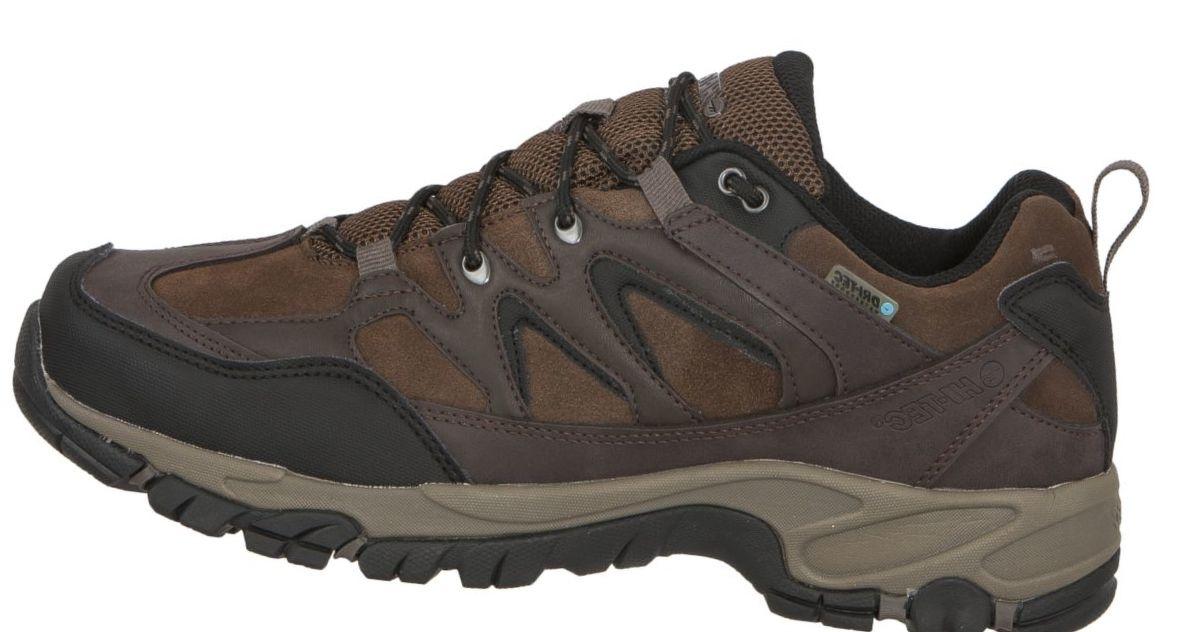 Hi-Tec Men's Altitude Trek I Waterproof Low Hikers