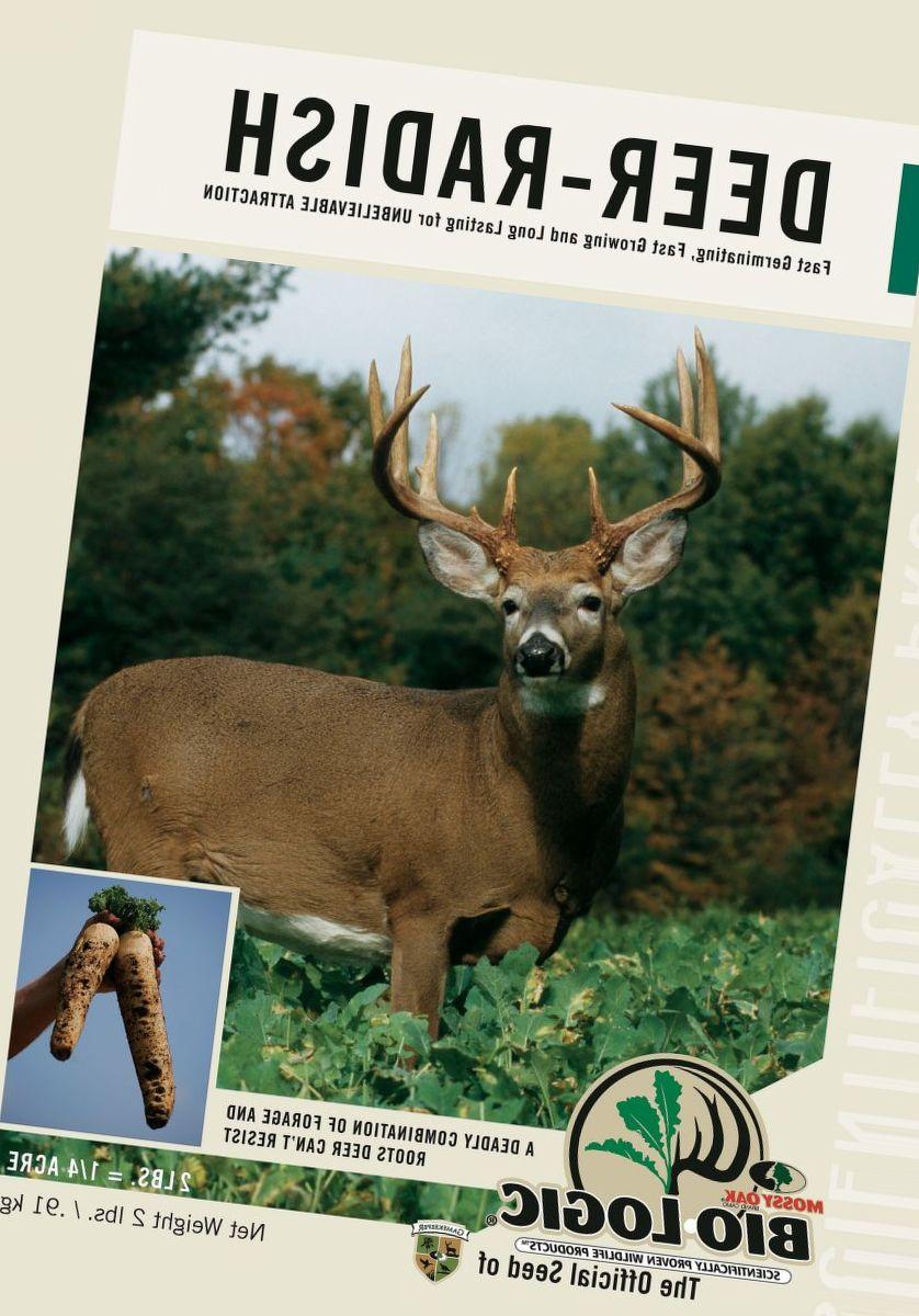 Mossy Oak® BioLogic Deer-Radish