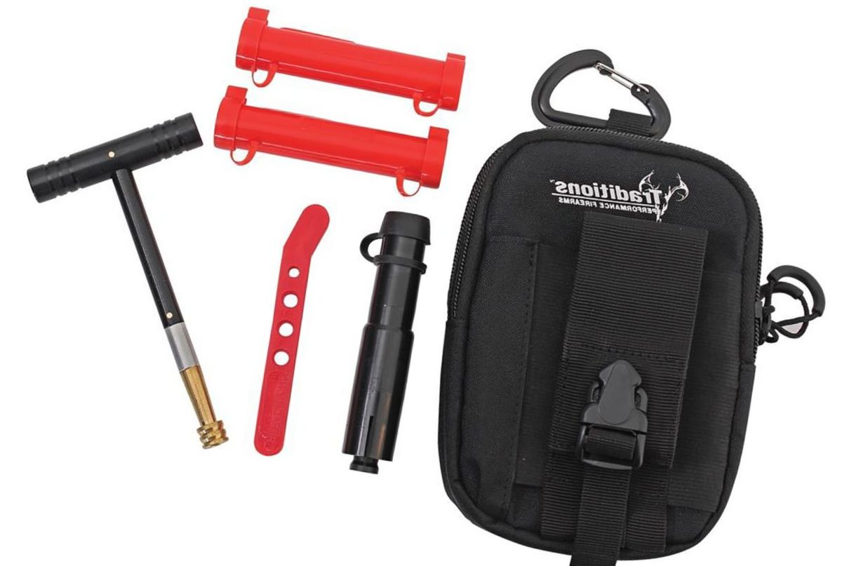 Traditions™ Field Shooter's Kit with Belt Pouch