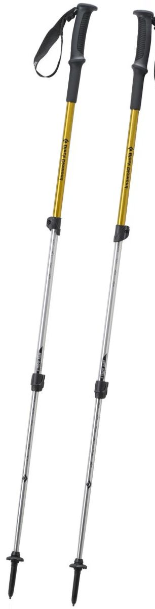 Black Diamond® Trail Sport 3 Trekking Poles
