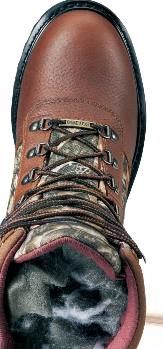 Cabela's Men's Iron Ridge™ Uninsulated Hunting Boots with GORE-TEX®