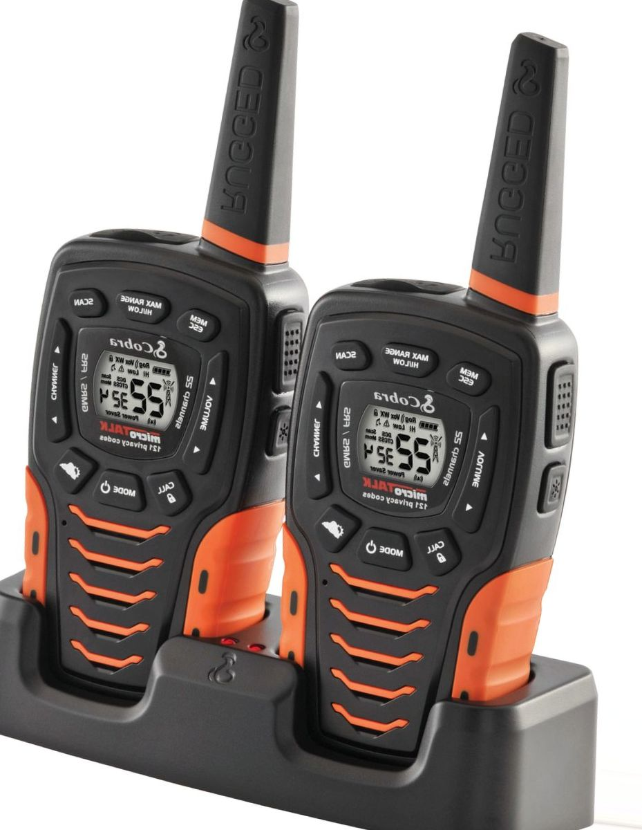 Cobra® 32-Mile Radio CXT645