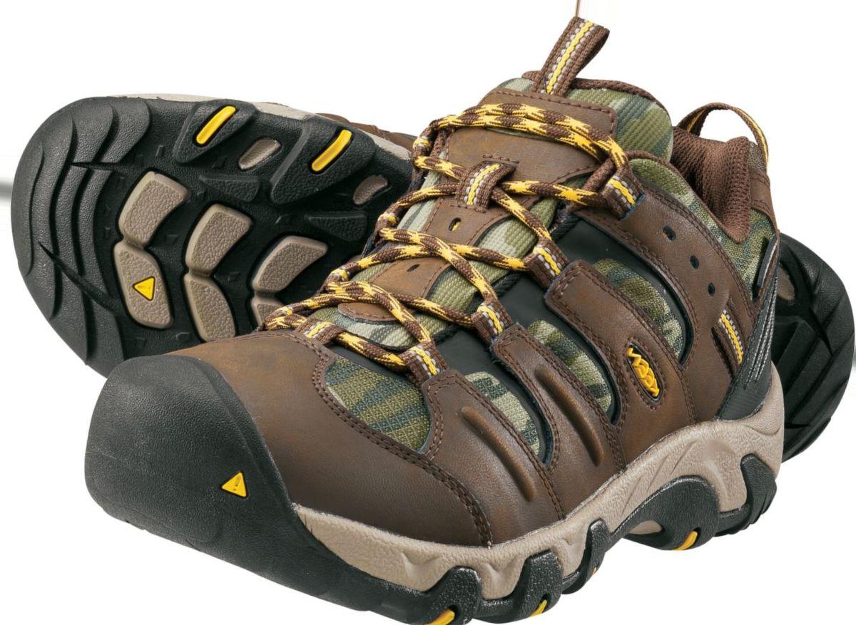 Keen™ Men's Koven Waterproof Low Hikers