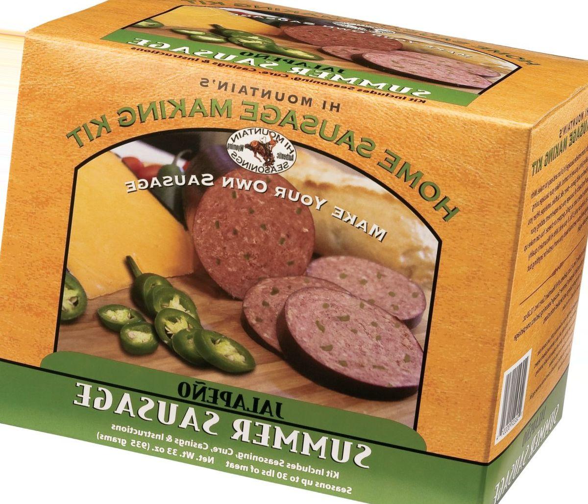 Hi Mountain Home Sausage Kits