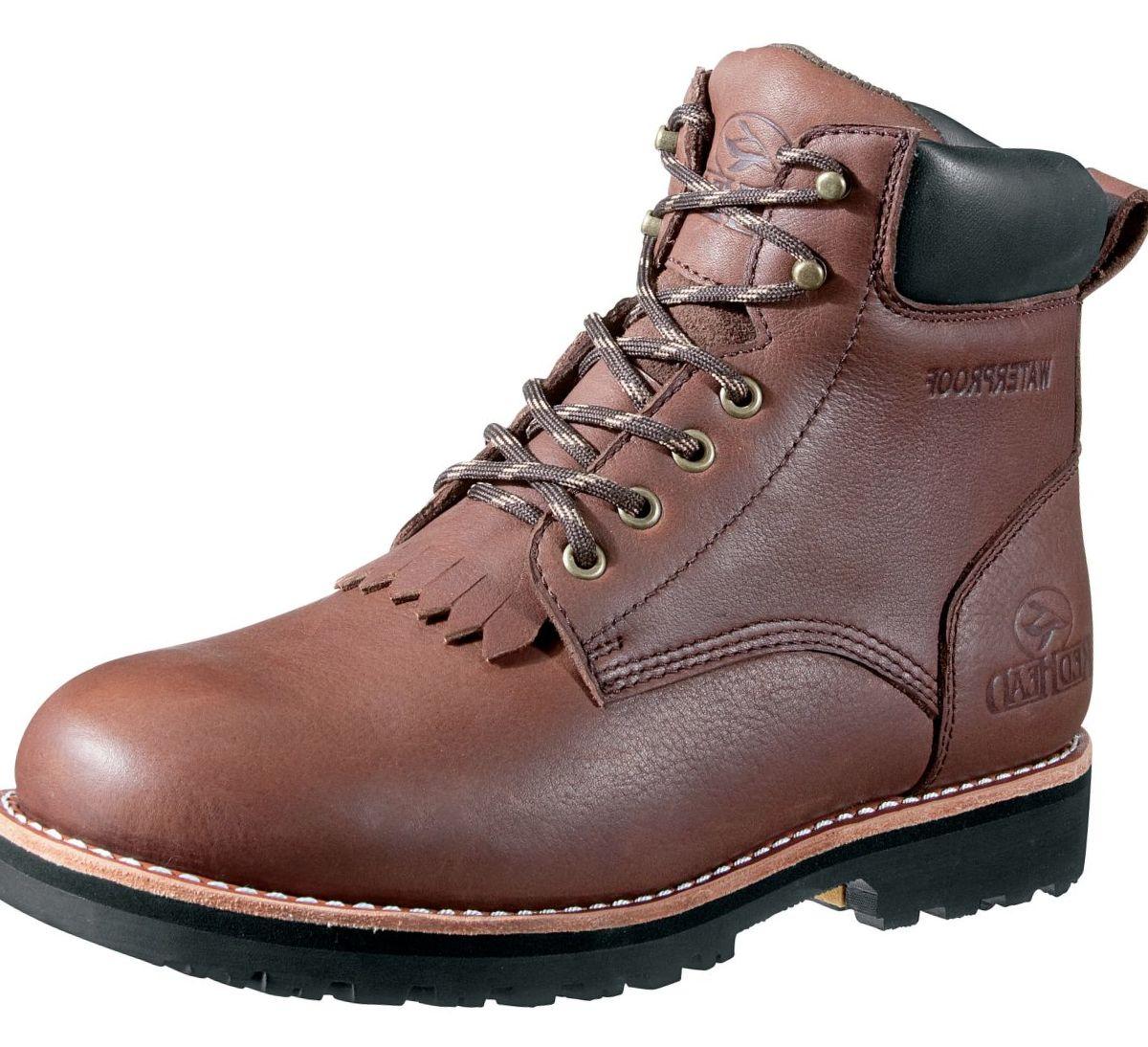 "RedHead® Men's 6"" Kiltie Waterproof Work Boots"