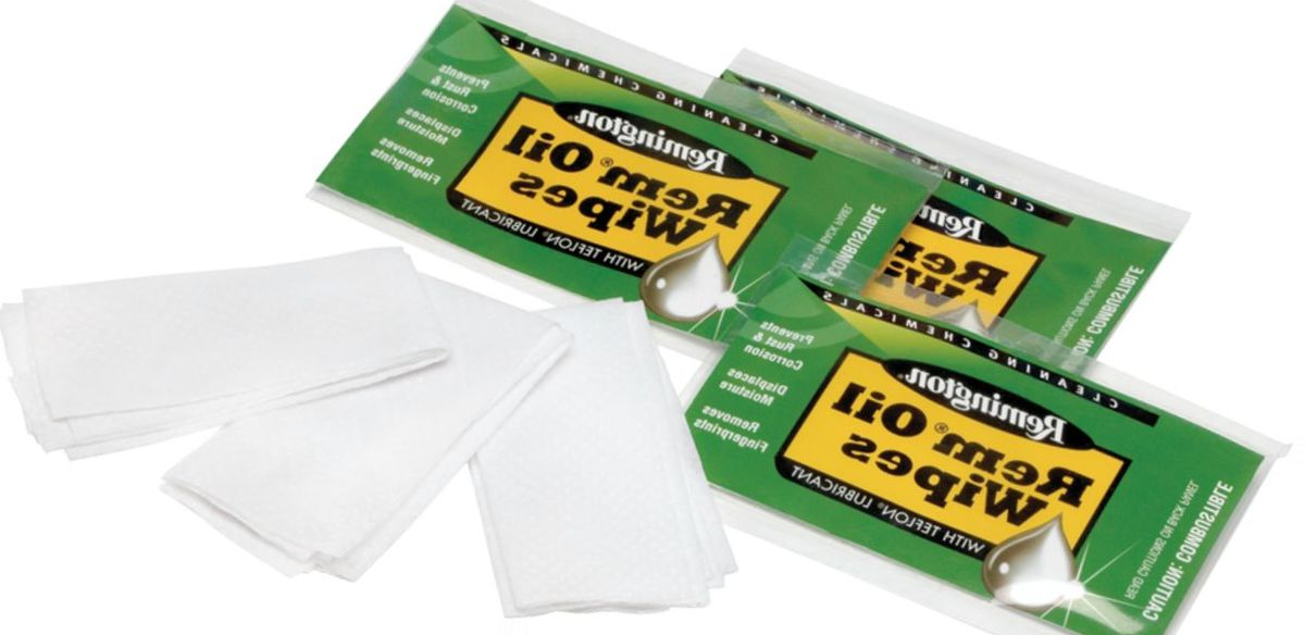 Remington® Rem™ Oil Wipes