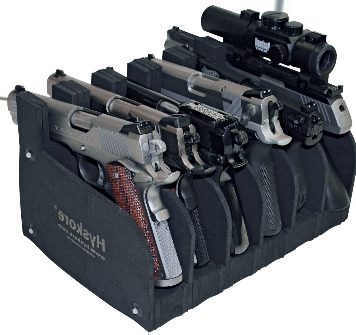 Hyskore® Modular Pistol Racks