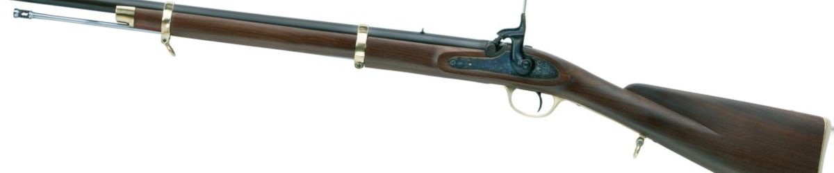 Pedersoli Cook & Brother Artillery Carbine .58-Cal. Percussion Rifle