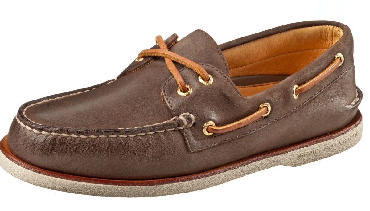 Sperry® Men's Gold Cup Authentic Original (A/O) 2-Eye Boat Shoes