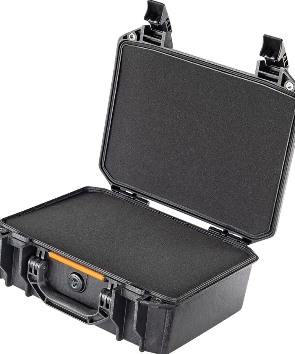 Pelican® V200 Vault Medium Handgun Case