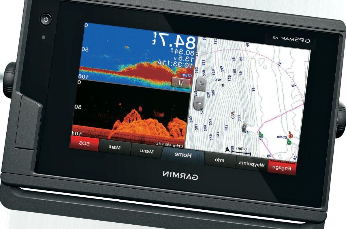 Garmin® GPSMAP® 742xs Chartplotter/Sonar Combo