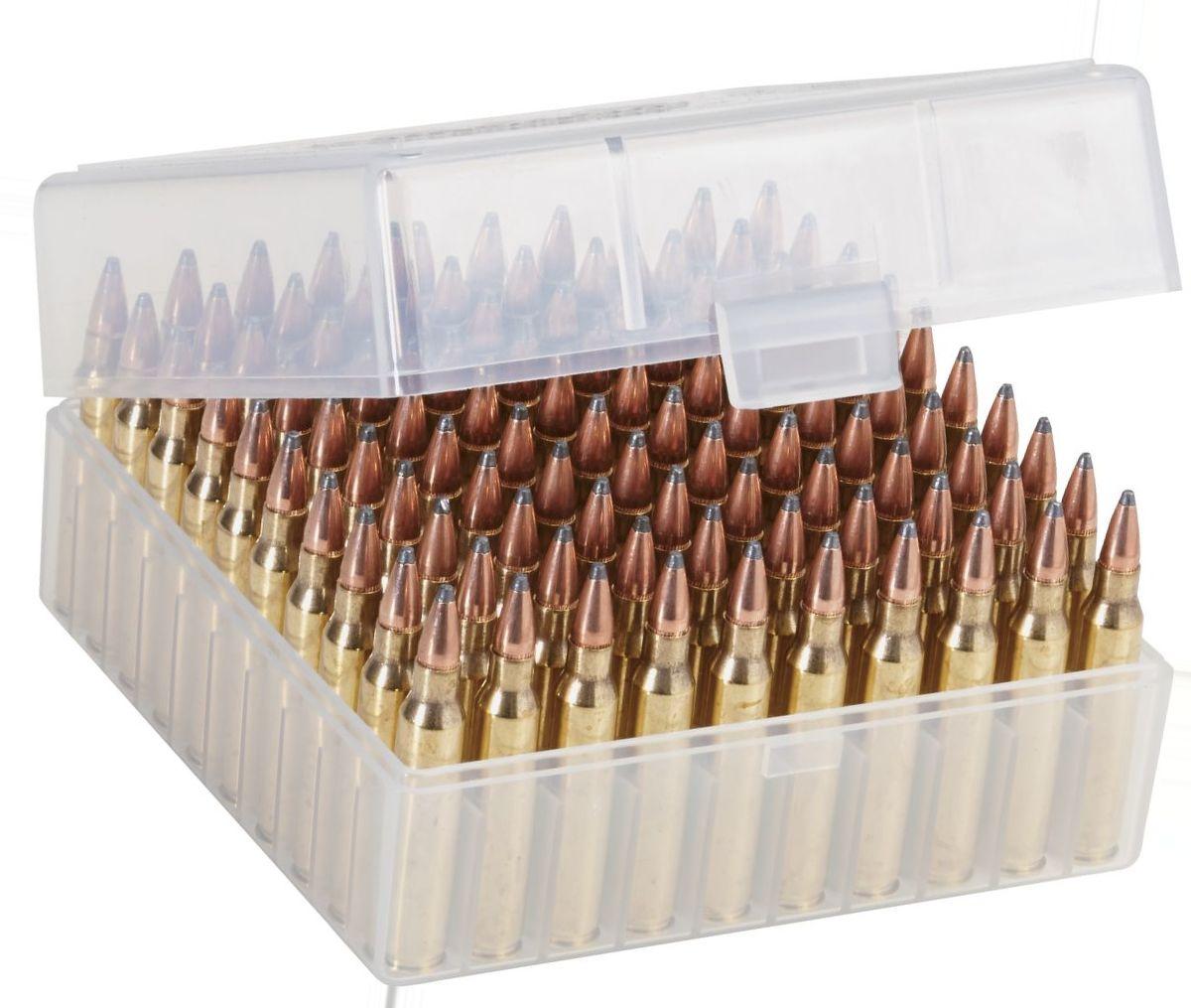 Cabela's 100-Round Ammo Boxes