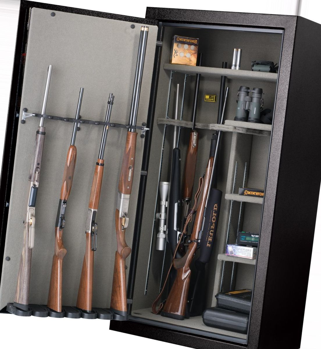 Browning® Droptine™ E-Lock 23-Gun Safe