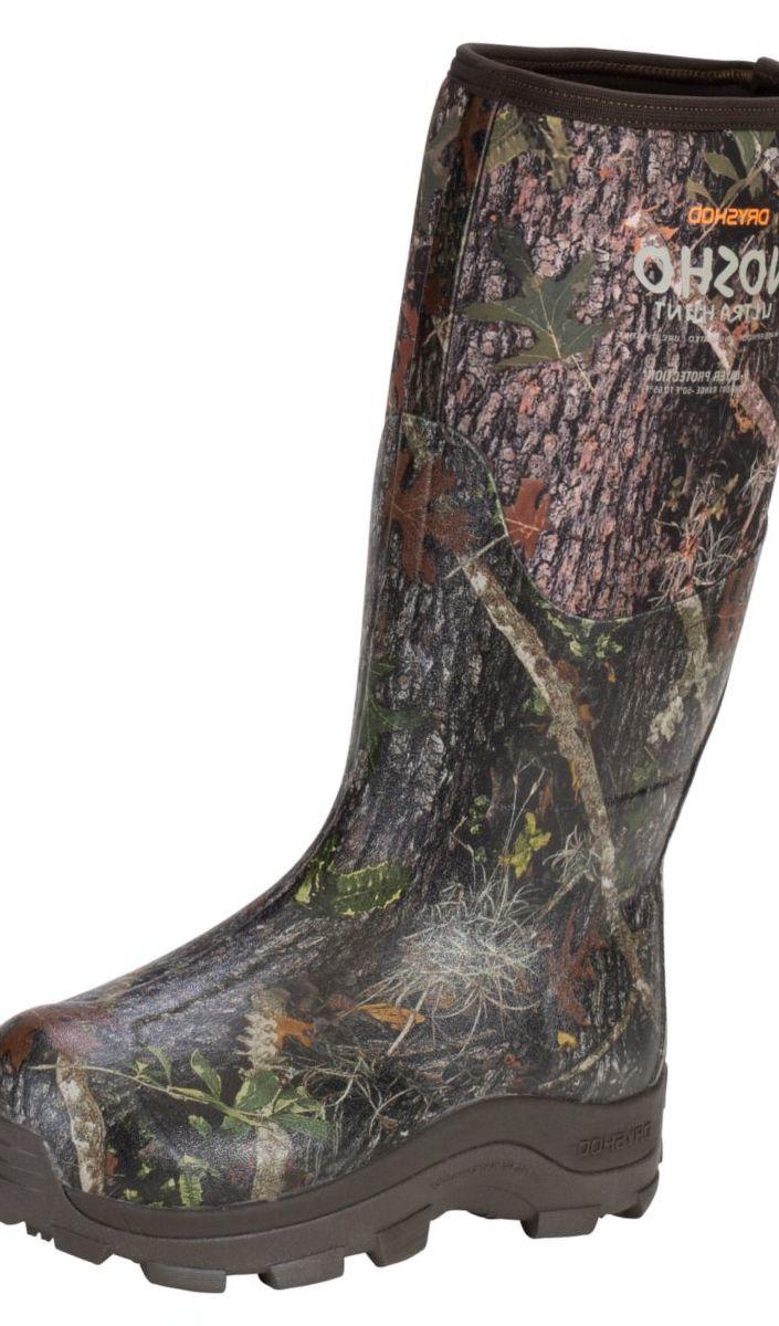 Dryshod® Men's NOSHO™ Ultra Hunt Cold-Conditions Rubber Boots