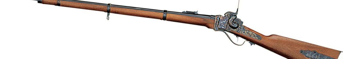 Pedersoli 1859 Sharps Berdan .54-Cal. Percussion Rifle