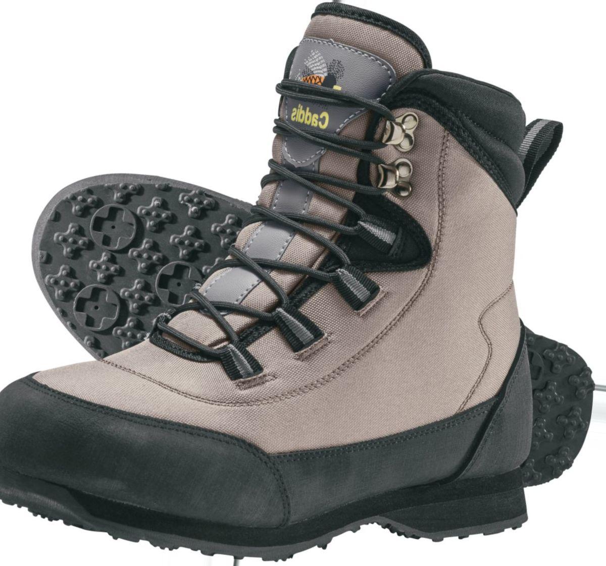 Caddis Men's Northern Guide Ultralite Wading Boots – EcoSmart™ II Lug Sole