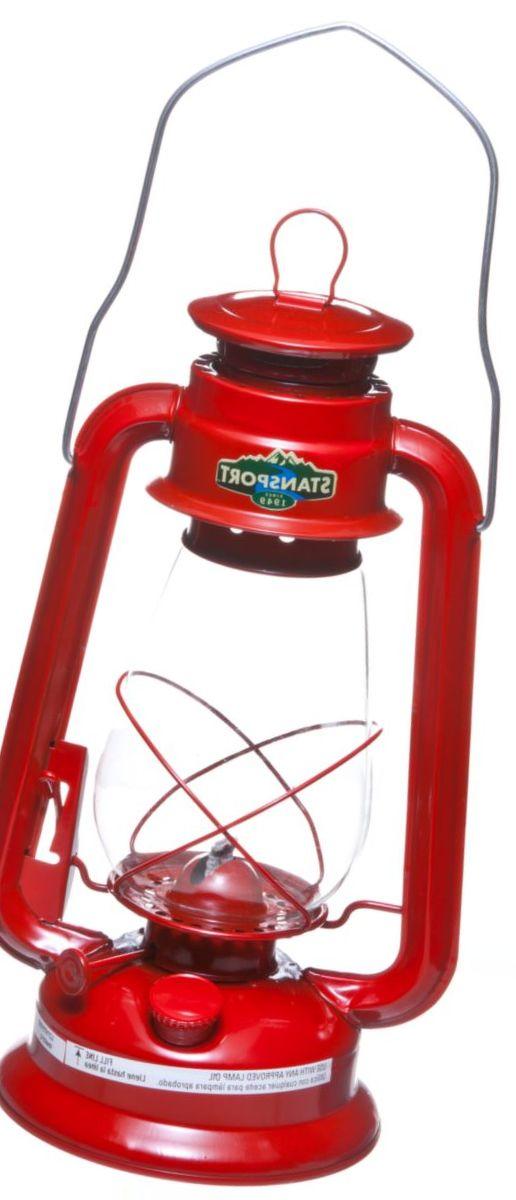 """Stansport 12"""" Kerosene Lantern"""