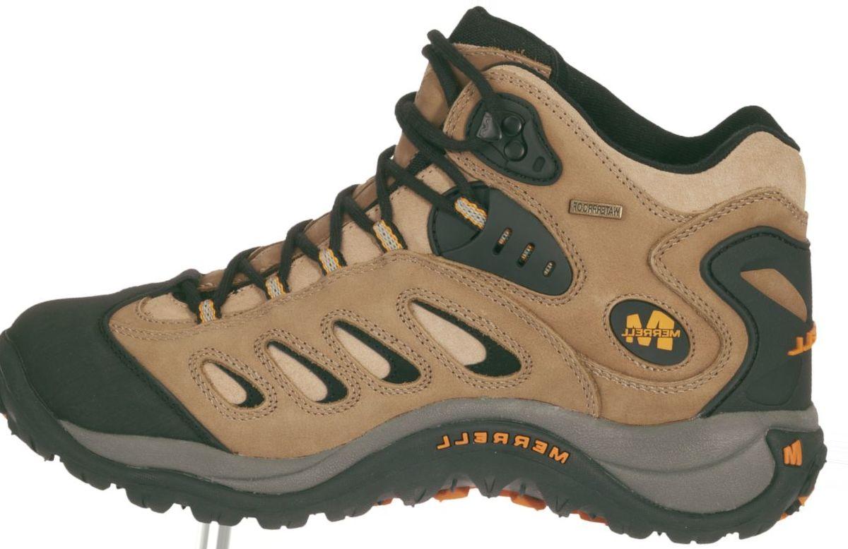Merrell® Men's Reflex Mid Waterproof Hikers