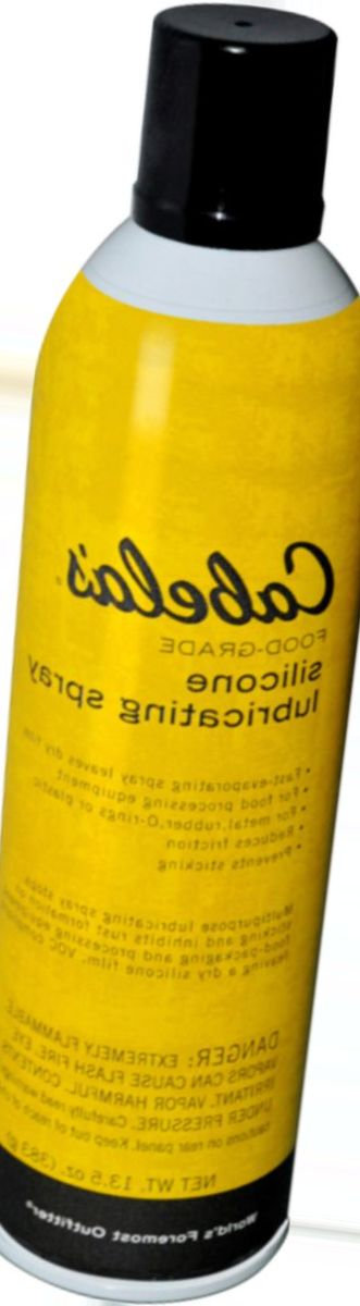 Cabela's Food-Grade Silicone Lubricating Spray