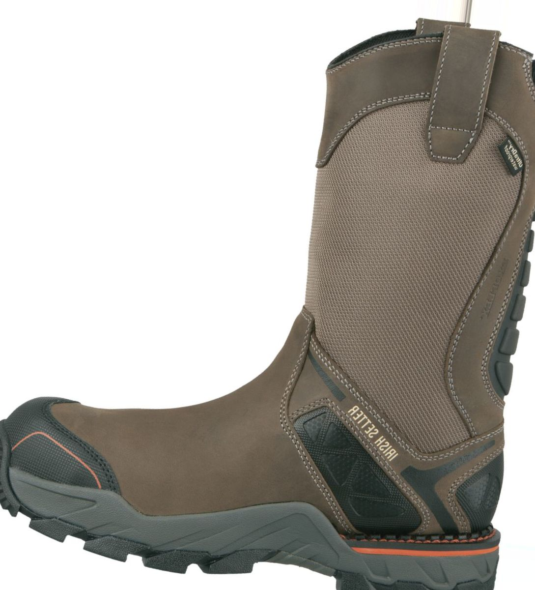 Irish Setter® Men's Crosby Safety Toe Pull-On Work Boots