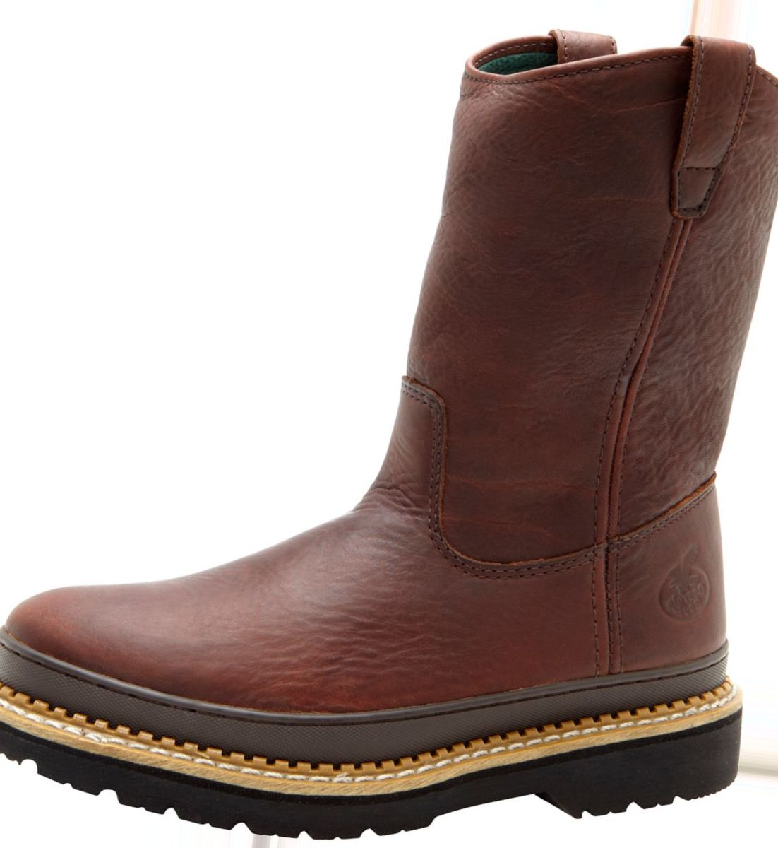Georgia Boot® Men's Giant Pull-On Steel-Toe Boots