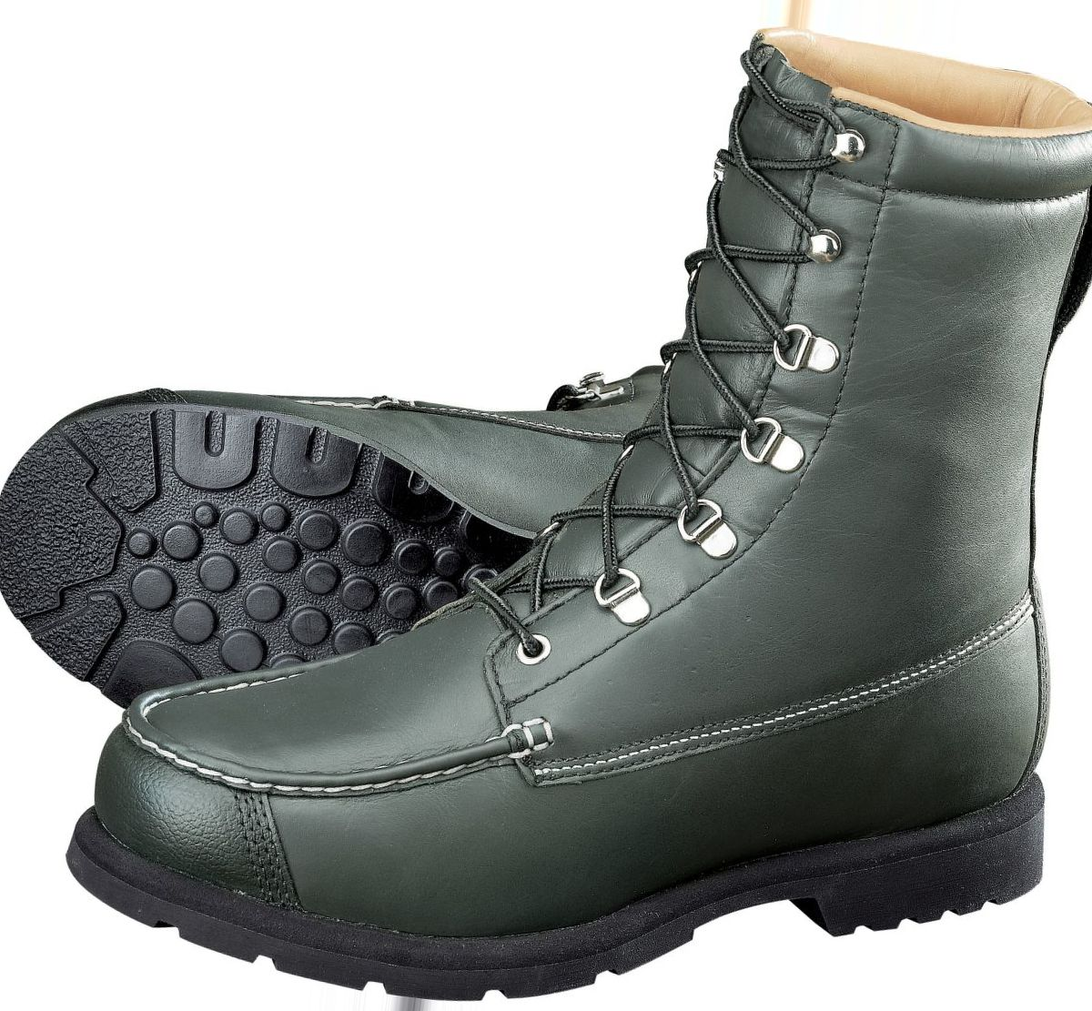 Cabela's Men's Uninsulated Kangaroo Featherlight™ Boots