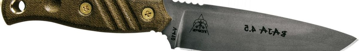 TOPS Knives Baja 4.5 Fixed-Blade Knife
