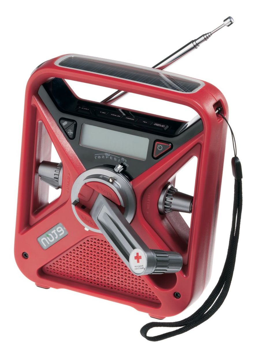 etón FRX3 Weather Alert Radio