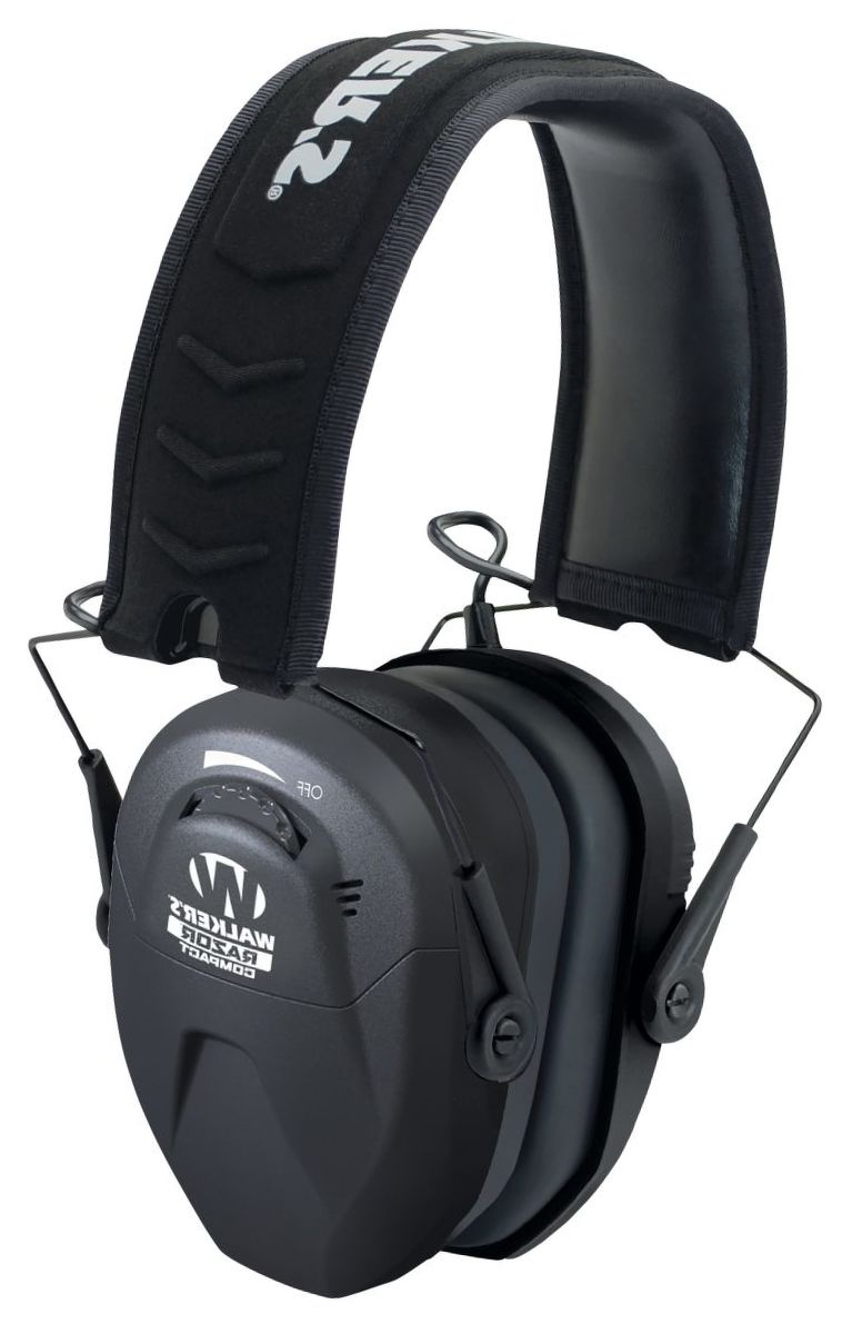 Walker's Game Ear Razor Compact Muffs