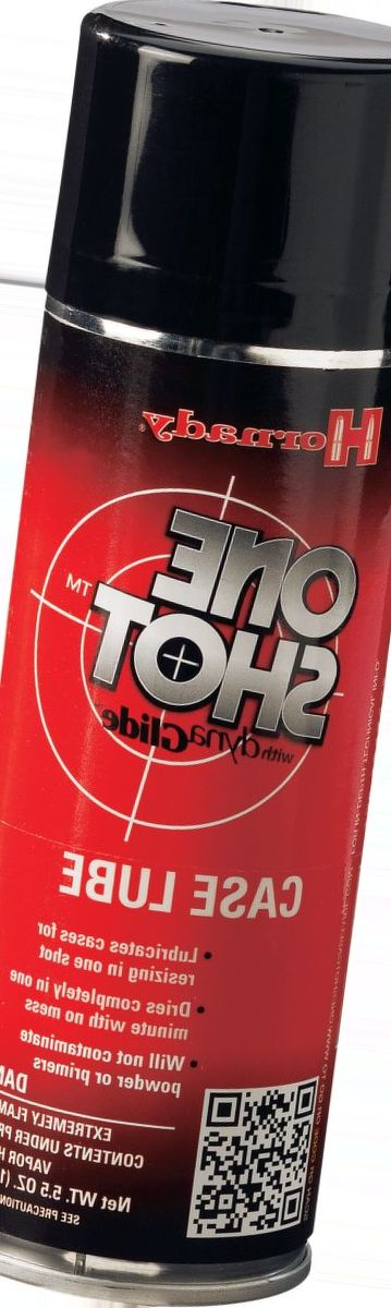 Hornady® One Shot™ Case Lube with Dyna Glide Plus®