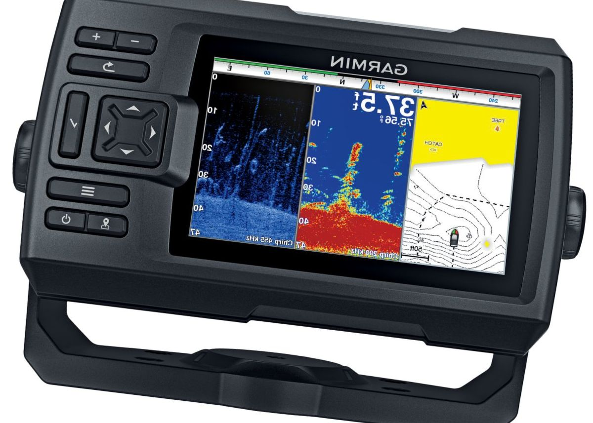 Garmin® Striker™ Plus 5cv GPS/Sonar Combo