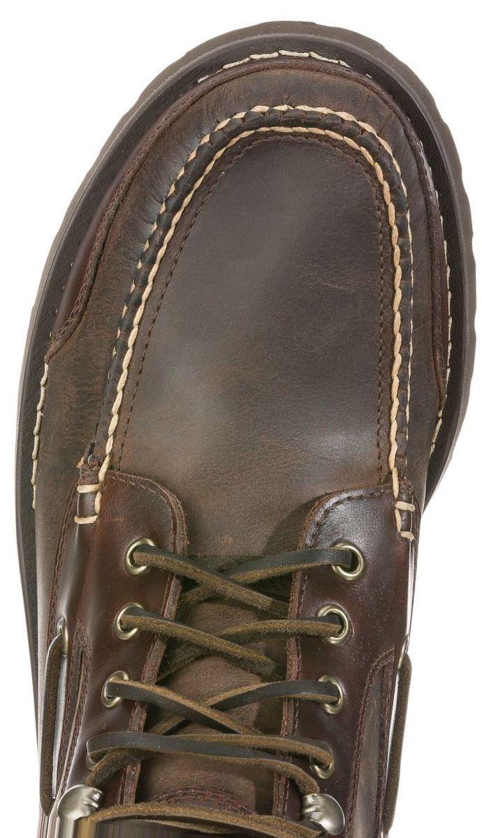 Bob Timberlake Men's Cabin Six-Eye Boots