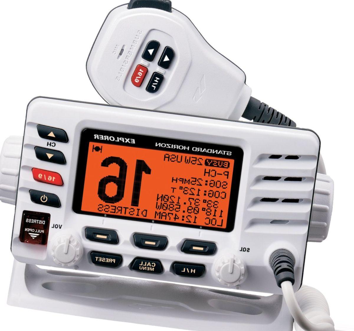 Standard Horizon GX1600 VHF Radio
