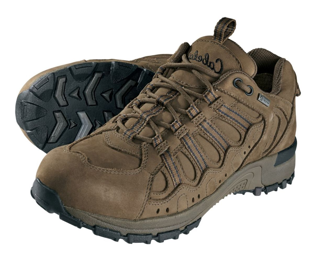 Cabela's Men's Leather X4 All-Terrain Shoes with 4MOST DRY-PLUS™