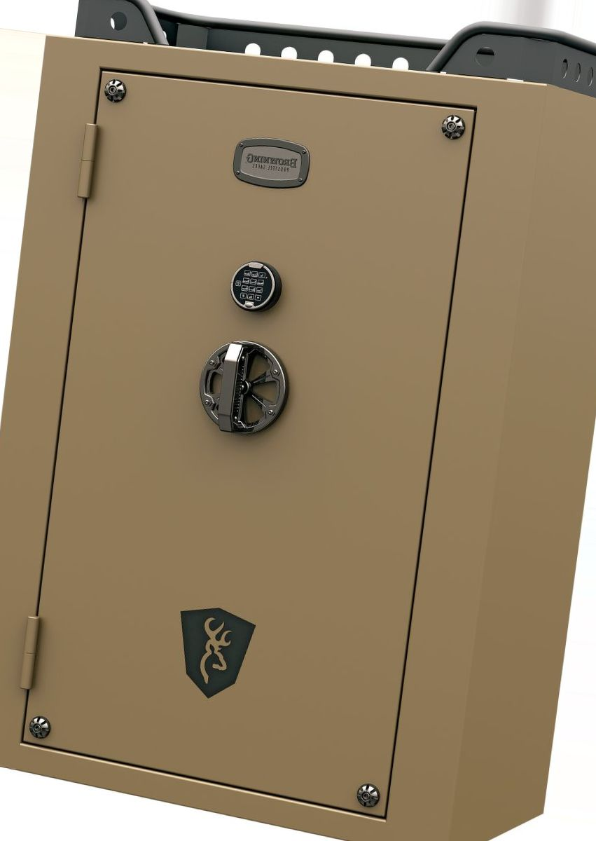 Browning® Black Label Mark IV Gun Safe – 43 Long Guns