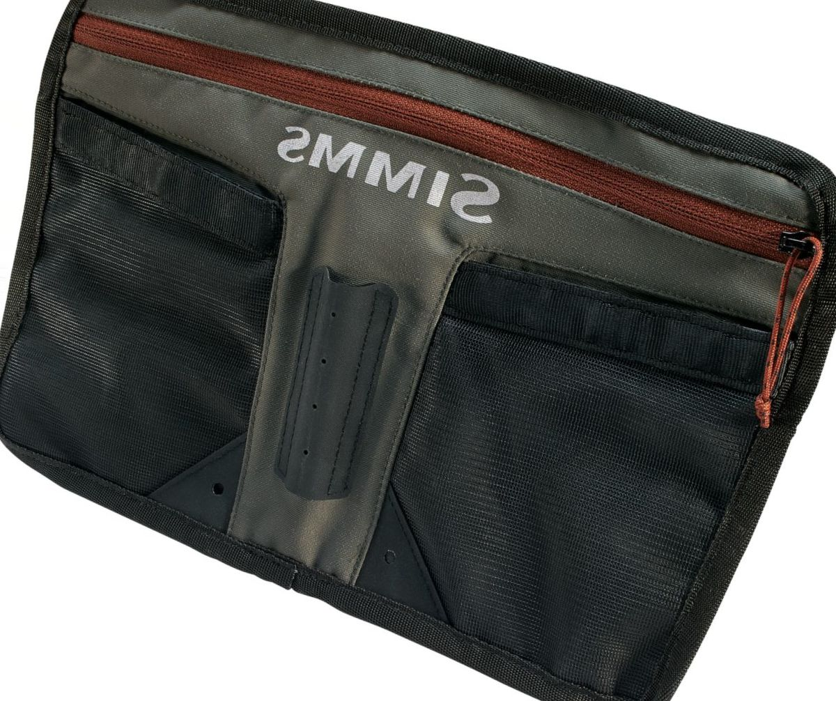 Simms® Zip-In Tippet Tender Wader Pouch