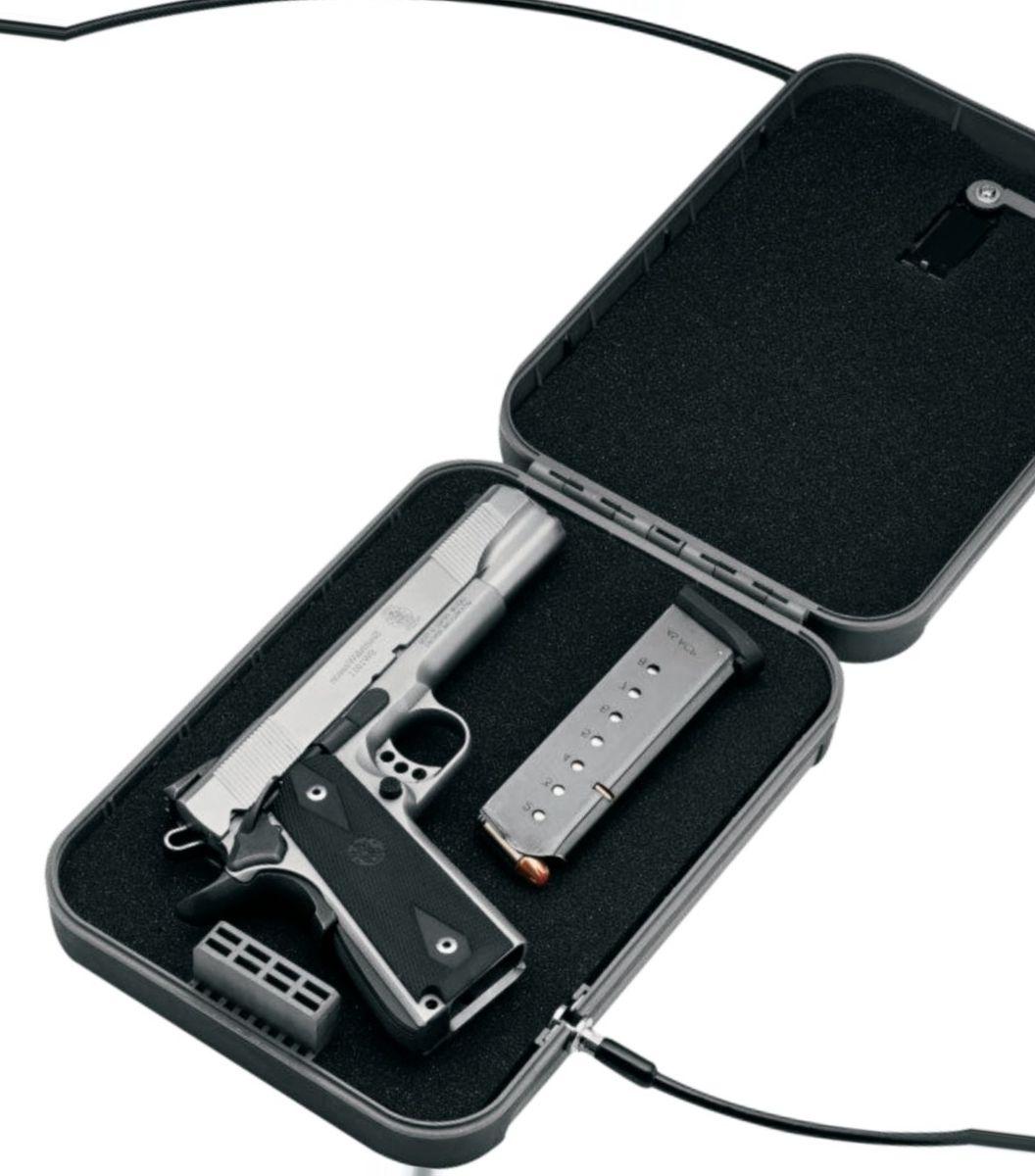 Snap Safe TSA Lock Box