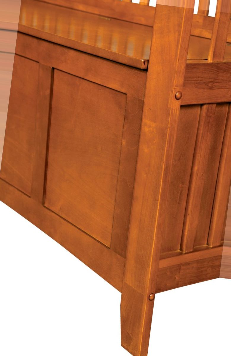 American Furniture Classics Entryway Gun-Concealment Bench