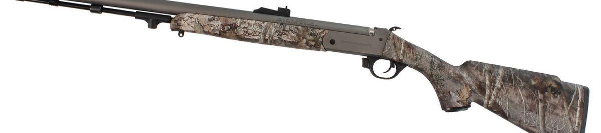 Traditions™ Buckstalker™ Northwest Magnum Muzzleloader in Kanati® Camo
