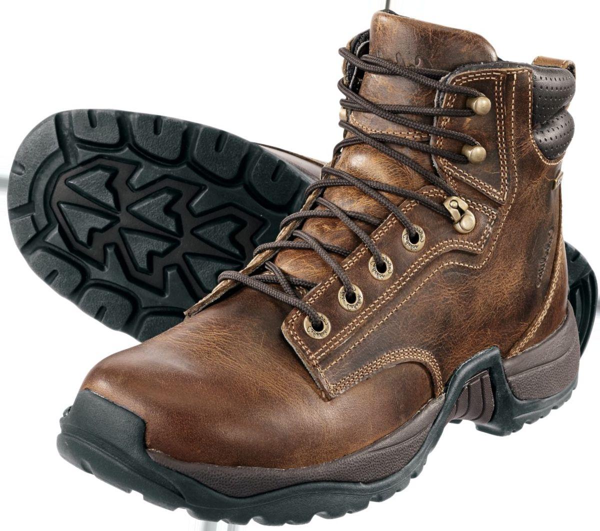"Cabela's Roughneck™ 6"" NMT Ledger Work Boots"